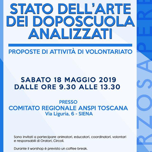 STATO DELL'ARTE DEI DOPOSCUOLA